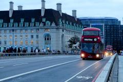 2018 Ein Wochenende in London