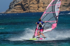 2012 Windsurfen in Kreta
